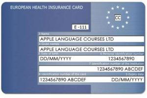 Ehic Karte.Die Europäische Krankenversicherungskarte Apple Languages