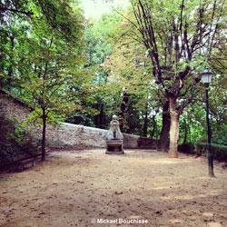 Jardin des Hauteurs, Lyon