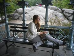Lunchen wie in SATC im Central Park