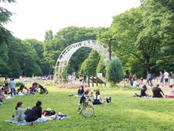 代々木公園 Yoyogi - Park