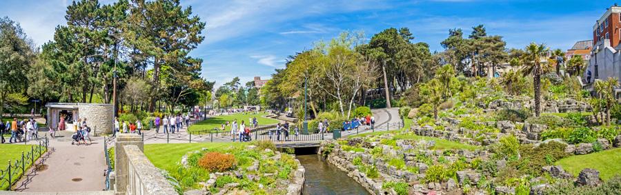 Die Gärten von Bournemouth