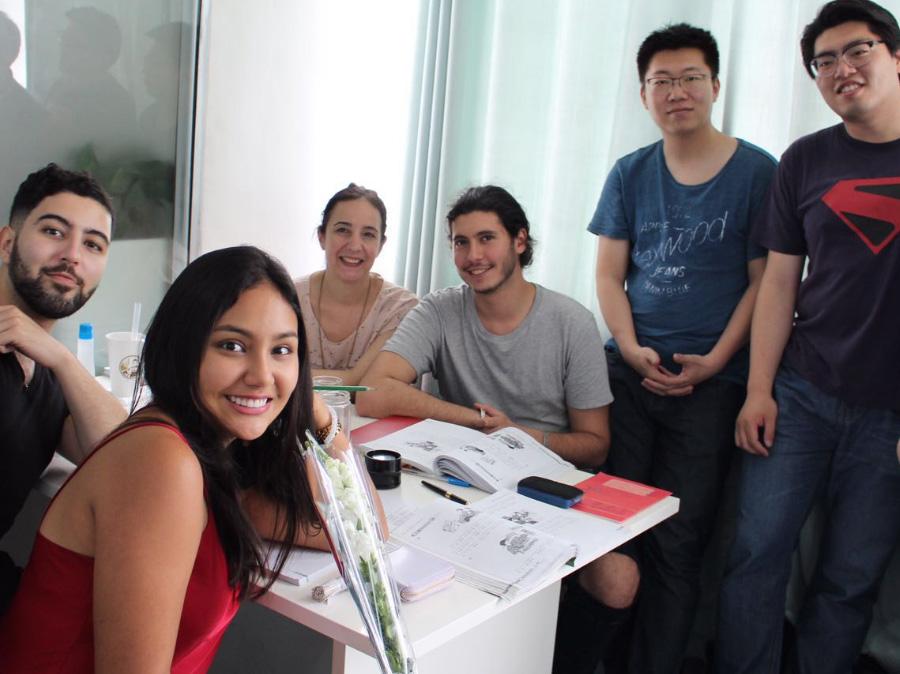 Chinesischunterricht in Shanghai