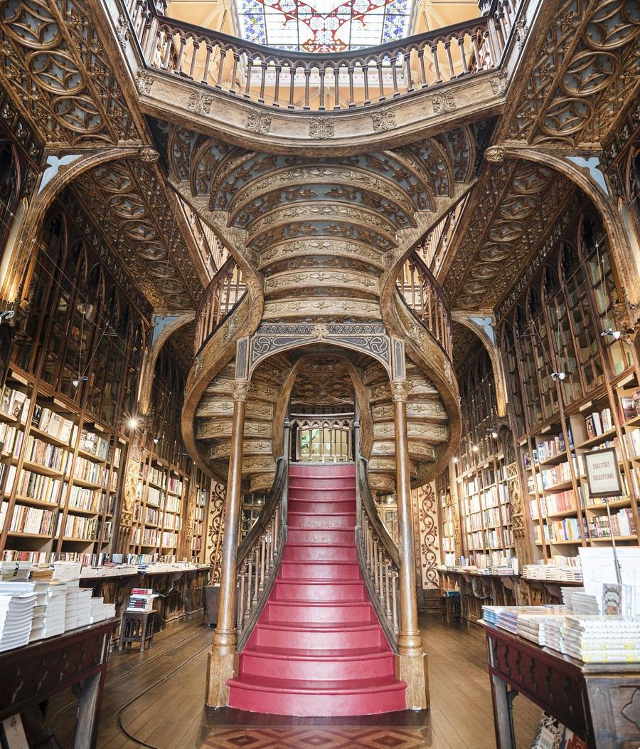 Buchhandlung Lello, Porto