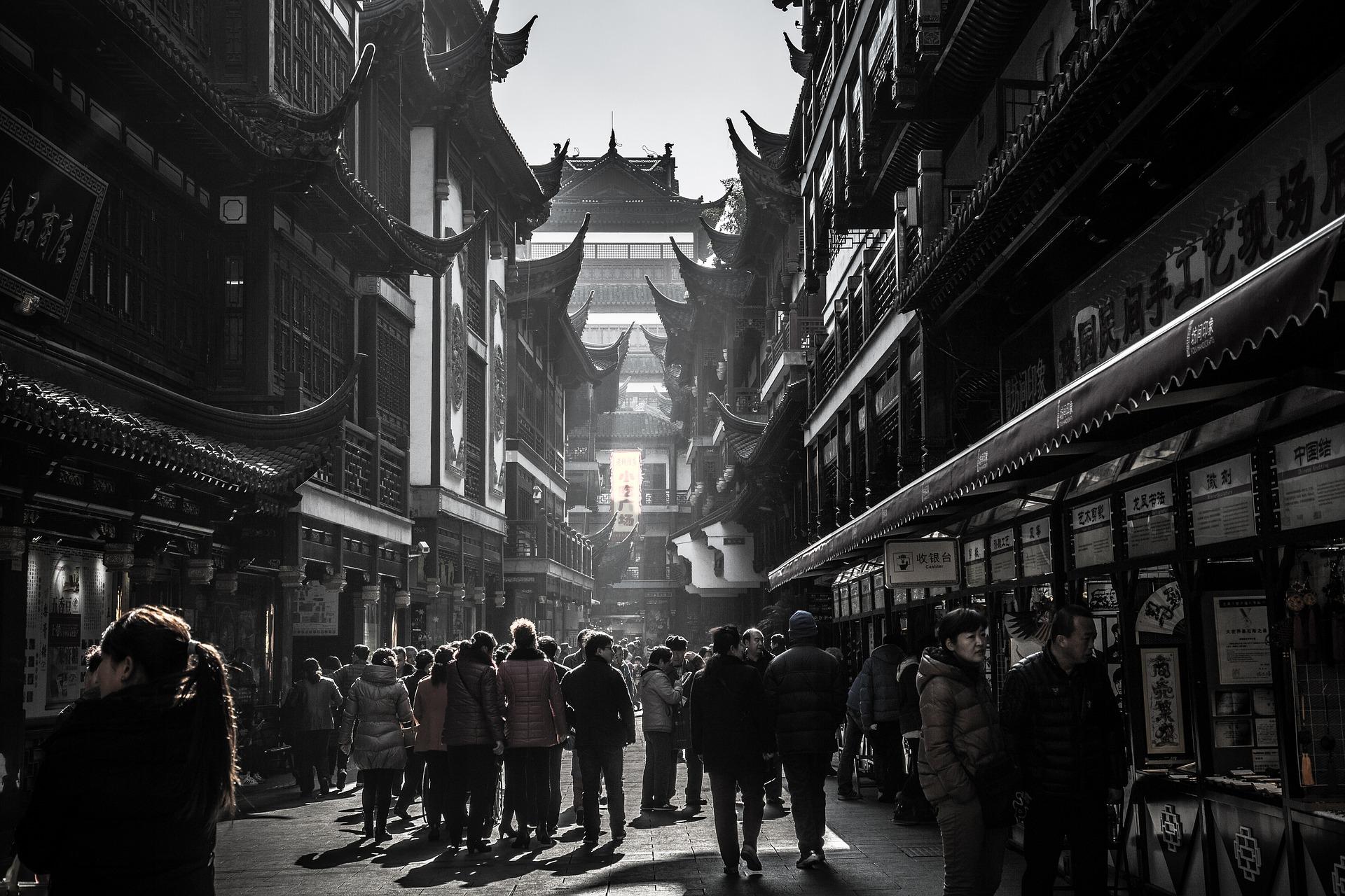 Altstadt von Shanghai