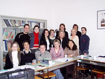 Italienischkurs an der Schule