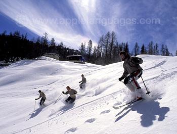 Kitzbühel ist zum Skifahren wie gemacht!