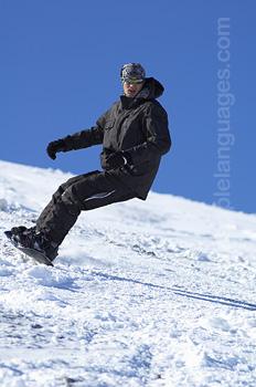 Kurs für Snowboardlehrer