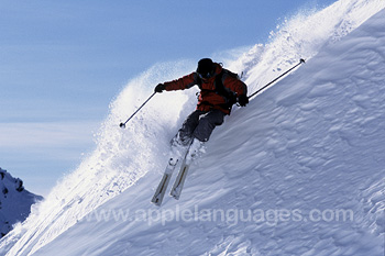 Kurs für Skilehrer