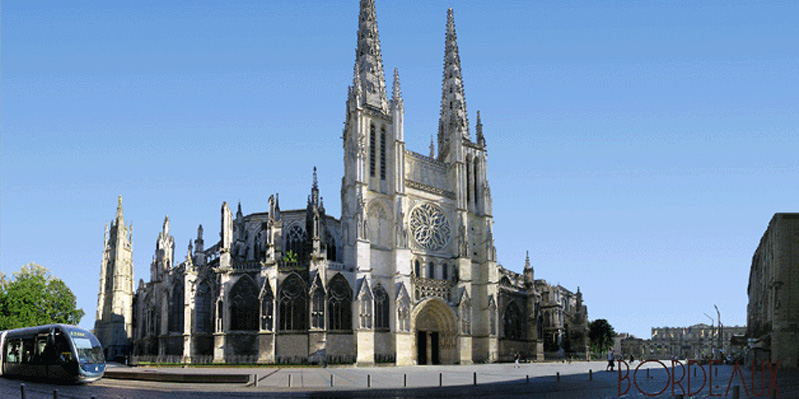 Bordeaux - St Andre Cathedral