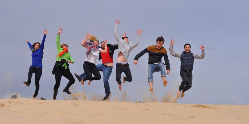 Ausflug zur Dune du Pyla