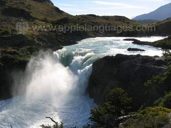 Incredible waterfalls!