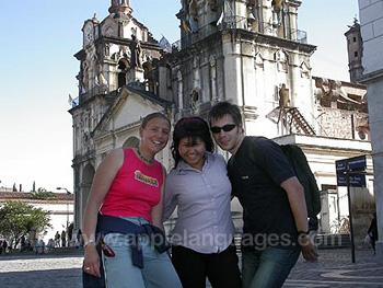 Students in Cordoba