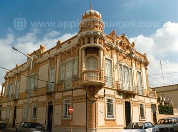 Unsere Schule in Faro
