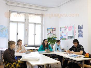 Deutsch an unserer Schule lernen