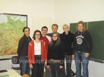 Deutschunterricht an unserer Schule