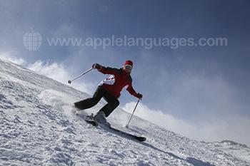 Beste Skibedingungen!