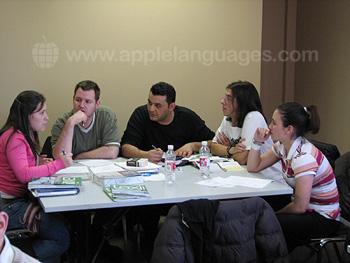 Zusammen Französisch lernen