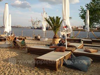 Hamburg hat auch Strände zu bieten!