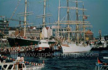 Historische Segel-Regatta