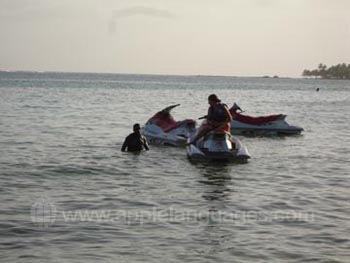Guadeloupe eignet sich hervorragend für Wassersport!