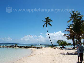 Ein weiterer schöner Tag in Guadeloupe!