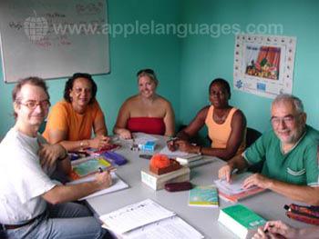 Französischunterricht an unserer Schule