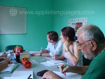 Französisch in Kleingruppen lernen
