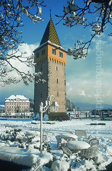 Lindau im Winter