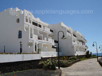 Schüler-Apartments in Lanzarote