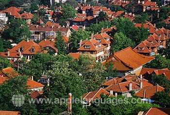 Residential area of Qingdao