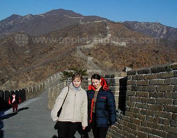 Ausflug zur Chinesischen Mauer
