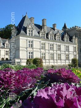 Das nahegelegene Schloss Villandry