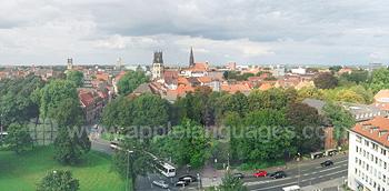 Das Panorama von Münster