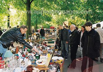Markt in Münster