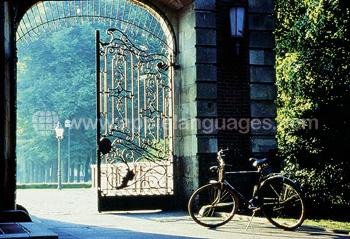 Ein Sommermorgen in Münster