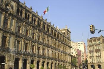 Historic Mexico City
