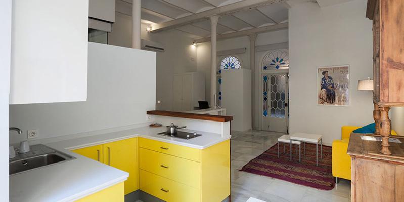 Ein-Raum-Wohnung