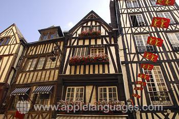 Historic Rouen