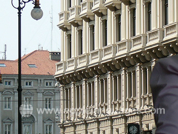 Trieste architecture