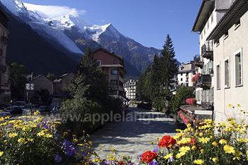 Picturesque Chamonix