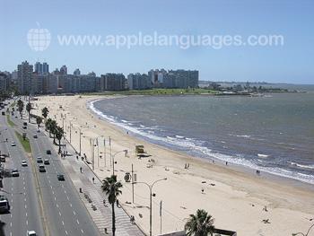 Montevideo beach