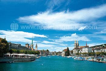 Beautiful Zurich!