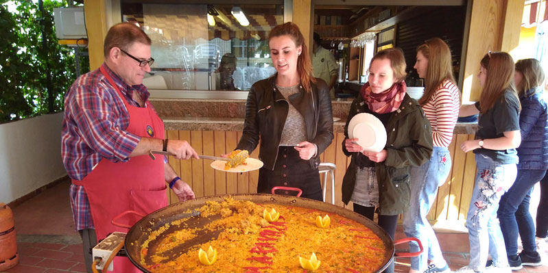 Paella Party!