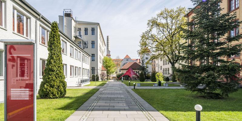 Der Berliner Campus