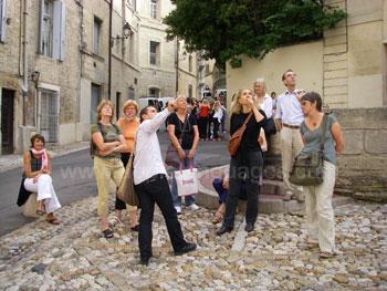 Geführte Tour durch Montpellier