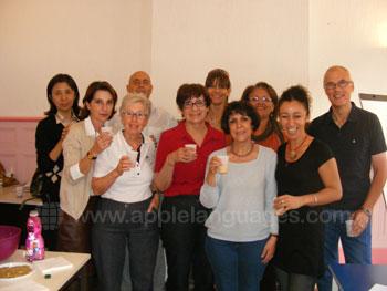 'Klub 50+-Französischgruppe