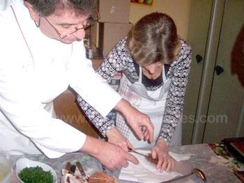 Französisch & Kochen-Kurs