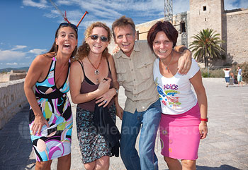 Exploring Ibiza