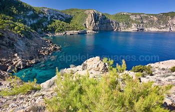 Ibiza has stunning views