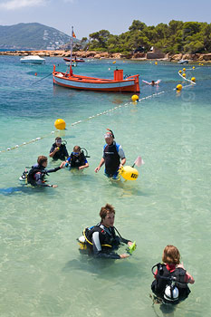 Including snorkeling and scuba diving